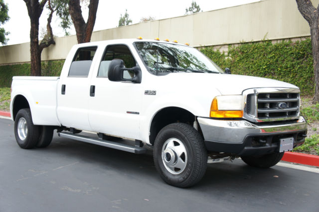 f350 crew cab short bed dually