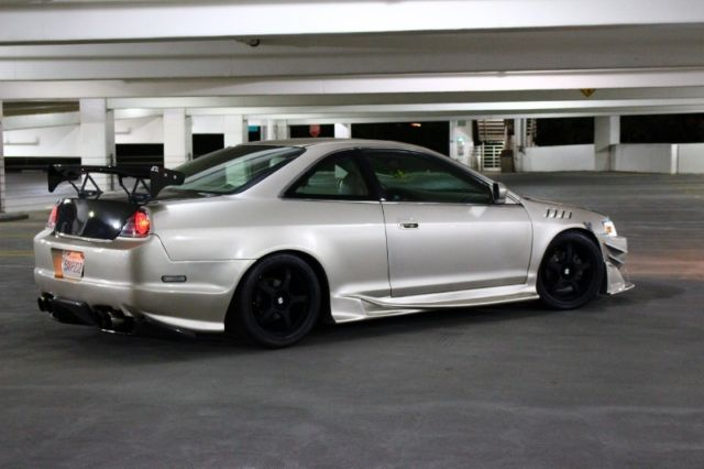custom 2001 honda accord ex v6 coupe. Black Bedroom Furniture Sets. Home Design Ideas