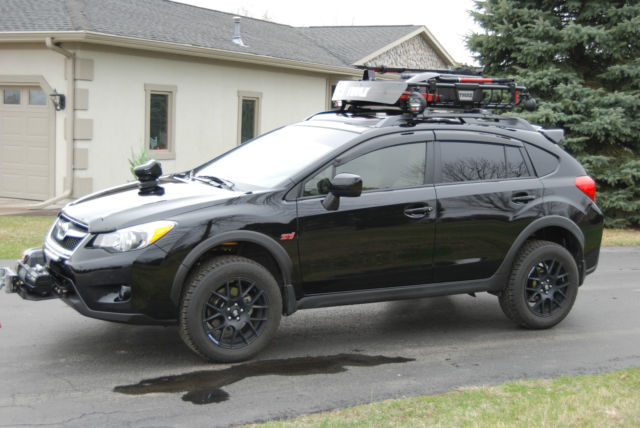 Custom 2014 Subaru Xv Crosstrek Limited 20 000 In Extras