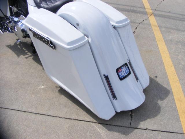 Custom 30 Inch Wheel Bagger 2007 Road King Harley Davidson