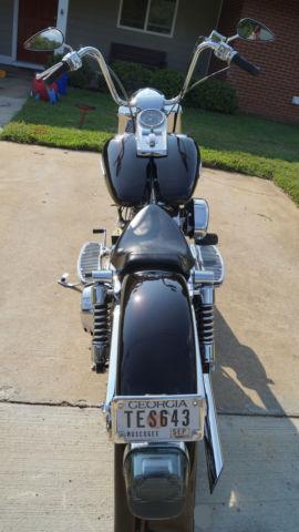 Custom Built Stroker Shovelhead Harley Davidson Flh Fl Classic Vintage on Shovelhead Wiring
