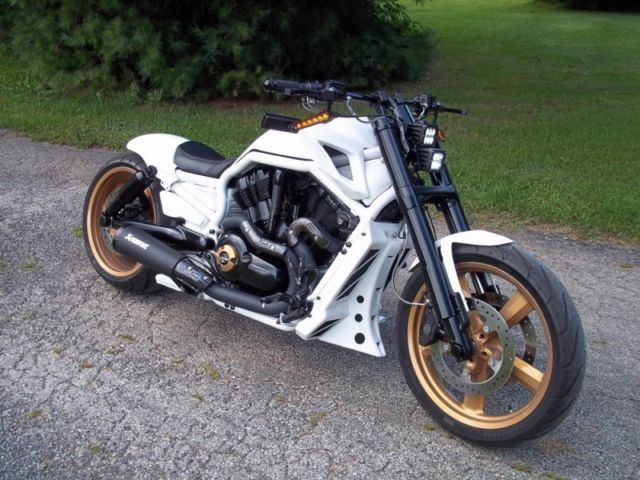 custom built harley v rod muscle vrod custom built chopper bagger nlc. Black Bedroom Furniture Sets. Home Design Ideas