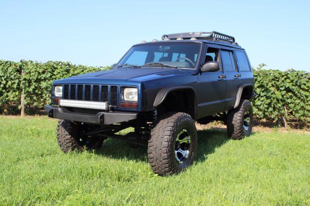 Custom Built Jeep Cherokee Xj
