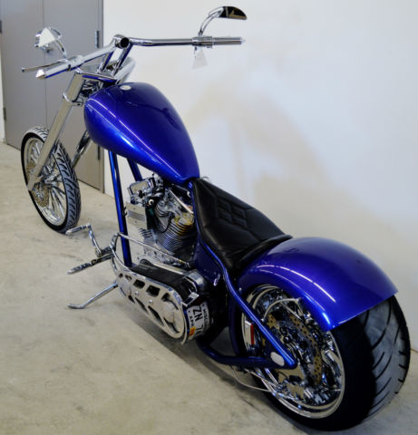 2008 custom built motorcycles chopper - Motorcycle Frame For Sale