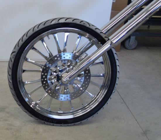 2008 custom built motorcycles chopper - Motorcycle Frames For Sale