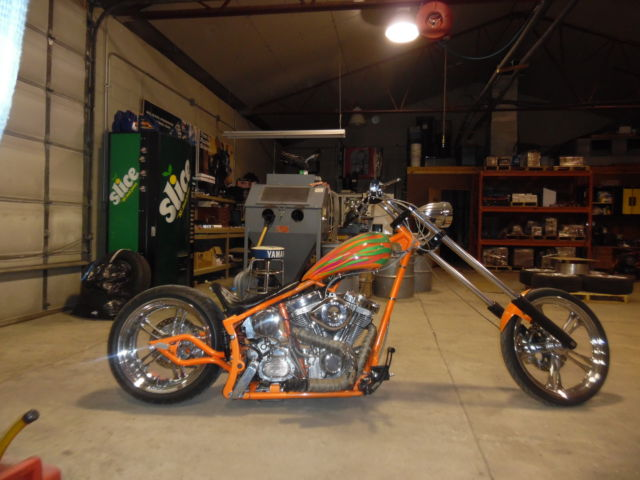 Cars For Sale Under 10000 >> Custom Copper w S & S Motor built by Kendall Johnson