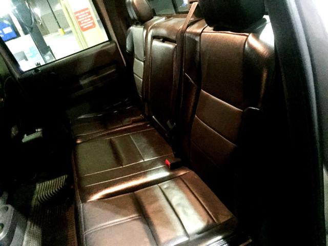 Semi Truck Seats Aftermarket >> Custom F350, Lifted, 6.4 Turbo Diesel, Semi Wheels, Leather, Tow Pig, 4x4