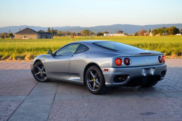 Custom Ferrari 360 Modena Coupe Low Mile Recent Major