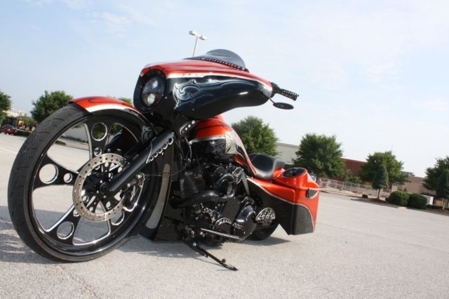 Harley Touring Procharger