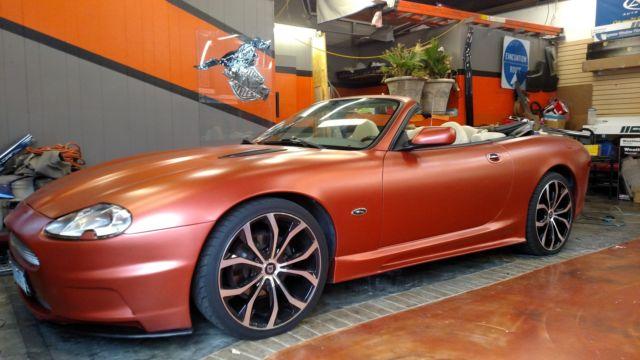 19970000 Jaguar Xk8
