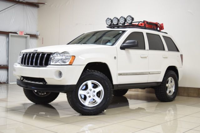 custom jeep grand cherokee limited 5 7l trail rated 4x4 lifted navi tv dvd. Black Bedroom Furniture Sets. Home Design Ideas