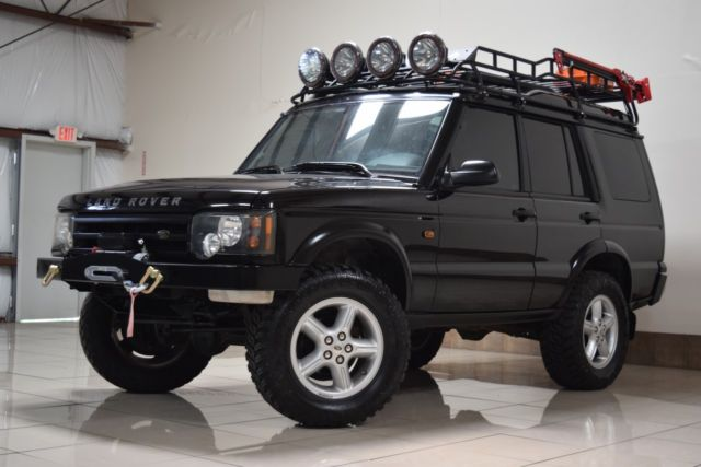 Custom Land Rover Discovery Ii Se7 Lifted Differential