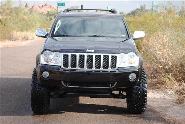 Custom Lifted Jeep Grand Cherokee Overland