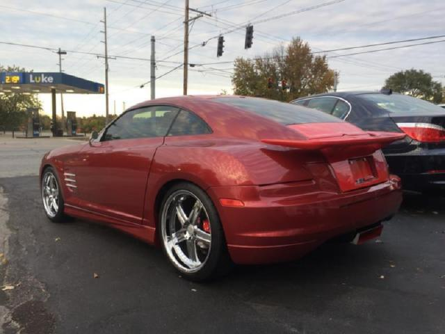 Custom Rare 2004 Chrysler Crossfire Coupe 6 Speed Unique
