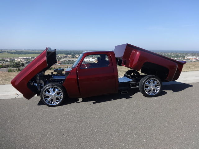 1973 chevy stepside long bed