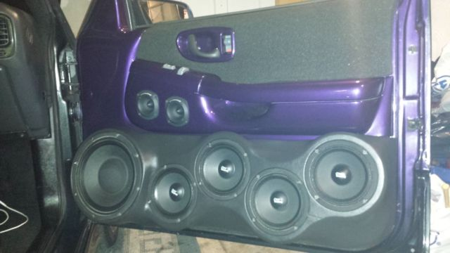 Custom s10 Xtreme 45k air ride stereo bagged iroc rims crazy
