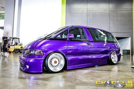 Cars Under 8000 >> CUSTOM WORLD FAMOUS JDM VIP TOYOTA PREVIA ESTIMA SHOW VAN ...