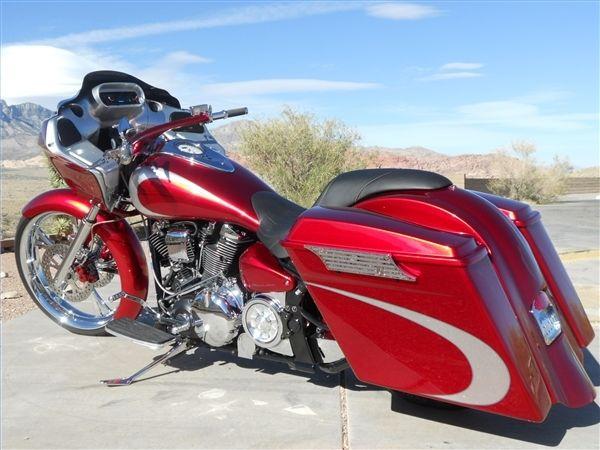 Custom Yamaha Road Star 102ci  Motorcycle Bike Bagger Hd