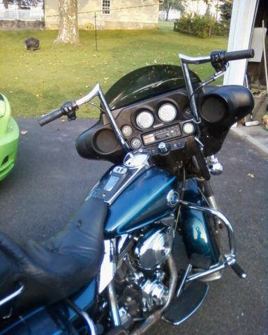 Customized Harley Davidson Ultra Classic Electra Glide