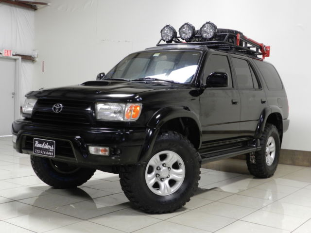 Customized Toyota 4runner Sr5 4x4 Lifted Diff Lck Tow New