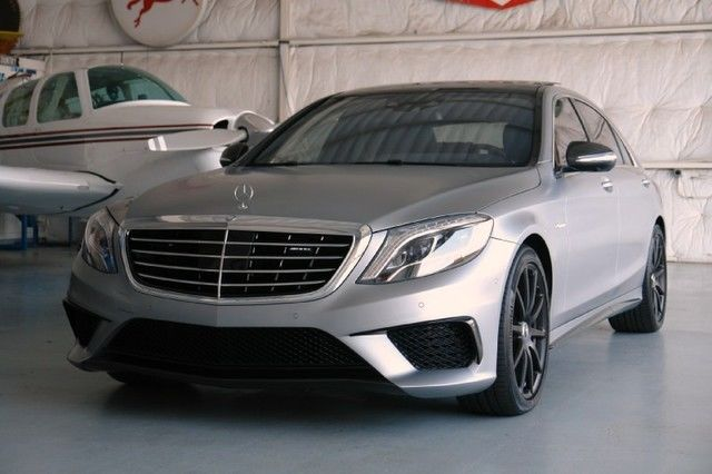 Designo matte ext black excl interior carbon fiber trim for Mercedes benz s550 msrp
