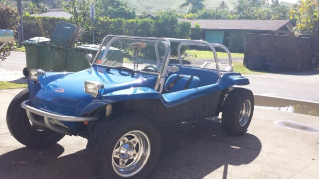Dune Buggy All Custom Twin Turbo Subaru Engine, MUST SEE