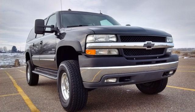 2003 Chevrolet Silverado 2500Hd >> DURAMAX SUBURBAN - (Custom) Chevy SUBURBAN 2500HD - Duramax LBZ & 6-Spd Allison