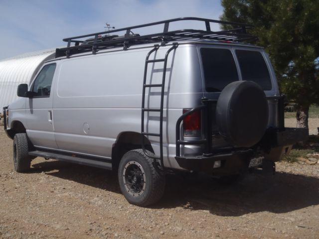 E350 Ford Van 4x4 Conversion Camper