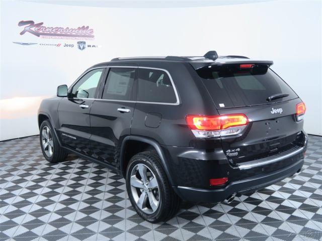 easy financing new black 2016 jeep grand cherokee limited suv 4x4 5 7l v8 16v. Black Bedroom Furniture Sets. Home Design Ideas