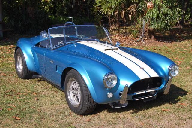 ERA 289 FIA Cobra Shelby