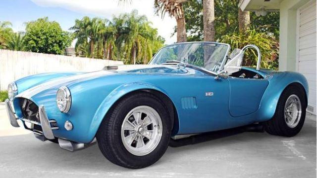 ERA 289 FIA Cobra Shelby 1964 Replica Kit Makes