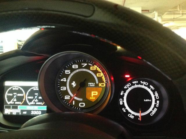 Ferrari California 483HP, 3K Miles, Prepaid Maintenance till