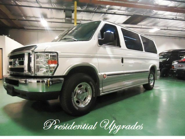 First Class Explorer With Presidential Upgrades 5DVD Custom Conversion Van