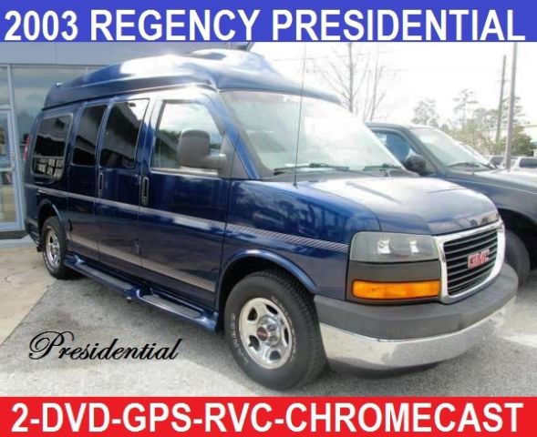 First Class Regency With Presidential Upgrades 2DVD Custom Conversion Van