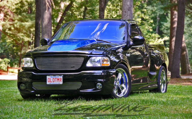 SVT Ford Lightning Turnkey Custom Show