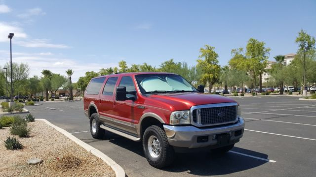 Ford Excursion X Super Clean K In Upgrades And Maintenance Less Than Yr Ago