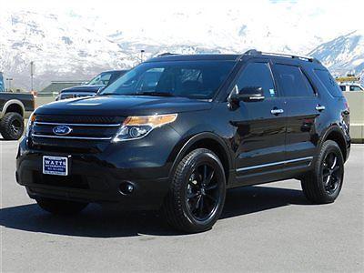 Ford Explorer 4wd Awd 4x4 Suv Custom New Wheels Tires