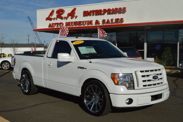 FORD F-150 STX SUPER CHARGER,KENNE BELL WORKED BY JOHNNY