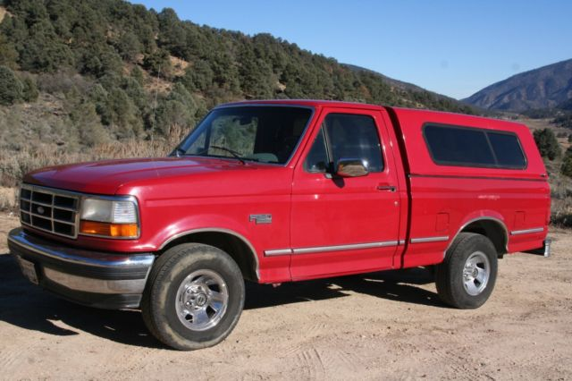 1994 ford f150 4.9 manual transmission