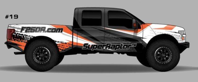 Used Ford Raptor >> Ford F250 Super RAPTOR