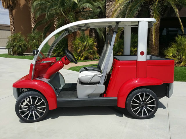 Ford Think Neighbor Electric Truck Golf Cart Road Legal