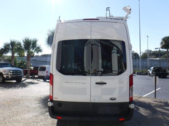 Ford Transit T250 High Roof Cargo Van Bins Bulkhead And