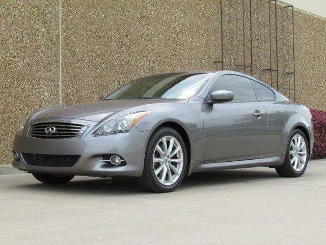 G37 Coupe Journey Premium One Owner Heated Warranty Below Kbb We Finance