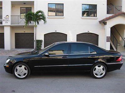 2004 mercedes s430 amg