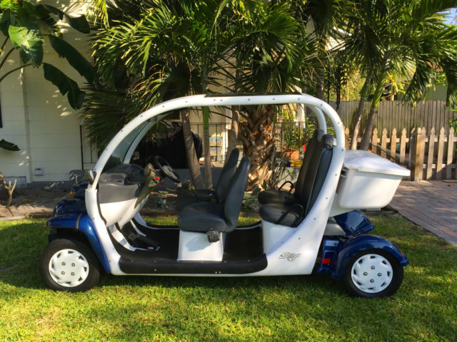 Gem Electric Car For Sale Florida