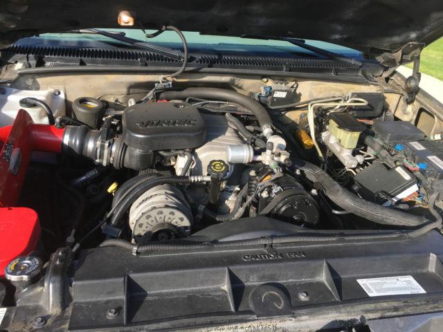 gmc suburban block k2500 4x4 1999