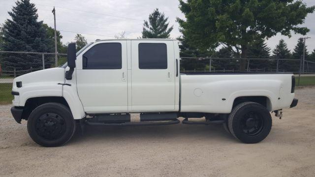 GMC Topkick Custom C4500 Monroe Conversion Pick up Truck ...
