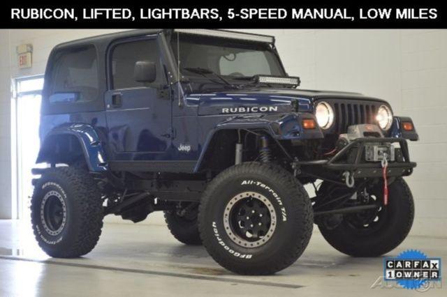 great buy 04 jeep wrangler rubicon 4x4 hardtop lift kit trailer hitch light bars. Black Bedroom Furniture Sets. Home Design Ideas