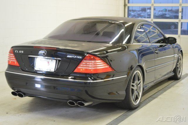 Great buy 05 mercedes benz cl65 amg v12 biturbo gps heated for Buy my mercedes benz