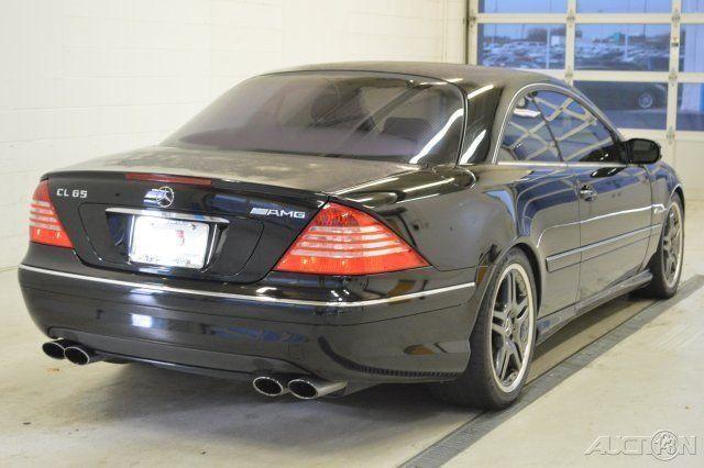 Great buy 05 mercedes benz cl65 amg v12 biturbo gps heated for Mercedes benz amg v12 biturbo